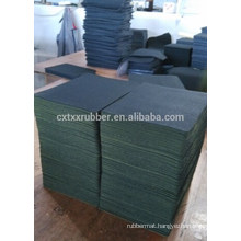 colour fabric rubber sheets, blank colour rubber sheets