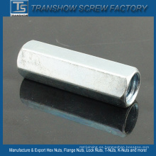 Low Price for Galvanized Long Hexagon Nuts