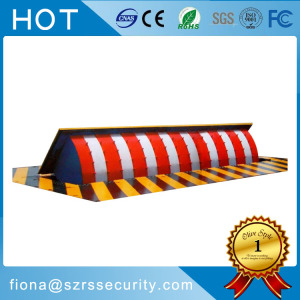 automatic vehicle security traffic road blocker