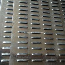 Aluminium perforiertes Stahlblech