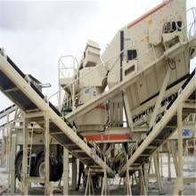 Newest Mobile Hydraulic Cone Crusher Plant