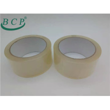 Fita adesiva de embalagem transparente de BOPP