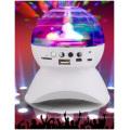 Audio inalámbrico de Bluetooth LED, altavoces coloridos de las luces, mini audio