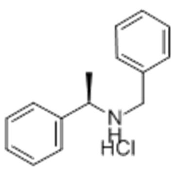 (R)-(+)-N-BENZYL-1-PHENYLETHYLAMINE HYDROCHLORIDE CAS 128593-66-8
