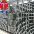 Hot Rolled Tebal Dinding ERW Rectangular Pre Galvanized Pipe