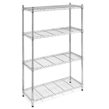 ESD wire shelf chrome wire shelving shelf with shelf dividers