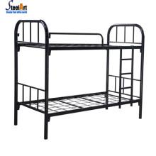 Detachable bunk bed hotel metal bed frame
