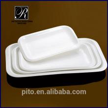 PT-1416 Porzellan Rechteck Platte