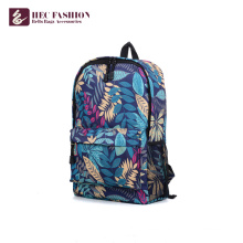 HEC China Factory Korean Style Unique Printed Backpack