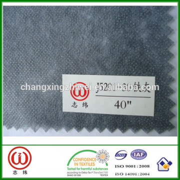 Double point fusible non-woven fabric