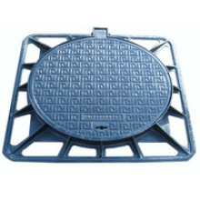 Ductile Iron Manhole Cover with Frame for Drainage System