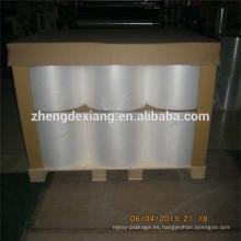 Película elástica de la máquina para el embalaje de la plataforma