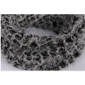Womens Unisex Neck Warmer Long Hair Yarn Thick Winter Knitted Scarf Loop Snood (SK144)
