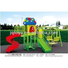 Novo estilo ao ar livre playground para crianças