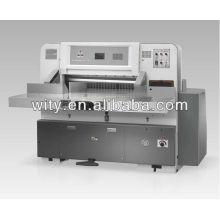 Máquina de corte hidráulica de papel