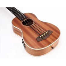 Wholesale without logo 23inch mahogany ukulele no brand made in China