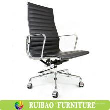 Moderne modische PU-Leder-Abdeckung Hohe Rückenlehne Bürostuhl / True Designs Bürostuhl