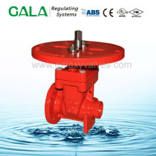 Fire protection NRS gate valve