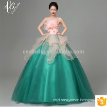 2017 latest chic quinceanera ball gown prom colorful wedding dress