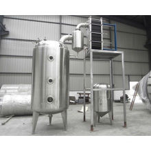 Single Purpose Concentrator Equipment with GMP