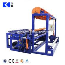Cerca totalmente automático da pastagem do campo da junção de dobradiça que faz a máquina