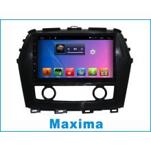 DVD del sistema del androide para Maxima con el coche GPS / navegación / audio del coche