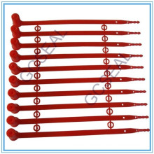 Kunststoff Sicherheitssiegel für Postsack oder Zusammenstellung GCSEAL P005 mit fester Länge