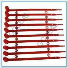 Selo plástico de segurança para correspondência ou Mailbag P005 GCSEAL com comprimento fixo
