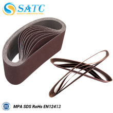 10 PACK Factory Directly endless sanding belts include 40-120 grit