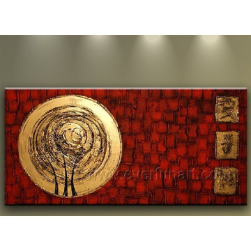 Hand-Painted Wall Decor Art Painting (XD1-231)