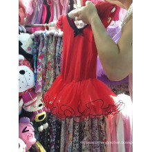 hot designs tutu clothes dance dress for children