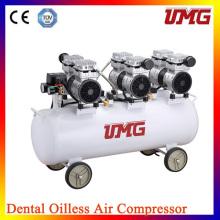 Tragbarer Silent Dental Air Kompressor / Dental Air Kompressor Preis