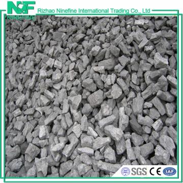 Coque metalúrgico de alto teor de enxofre com baixo teor de carbono baixo P na demanda de 2016