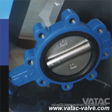 Rubber Lined Full Lug Butterfly Valve