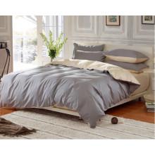 Venta caliente de tela de algodón Simple-Syle conjunto de ropa de cama