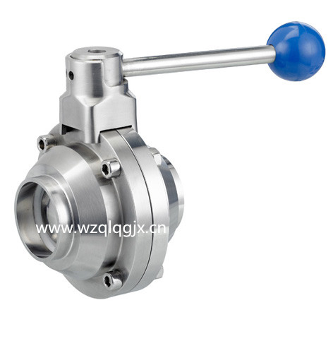 Welded Butterfly Valve