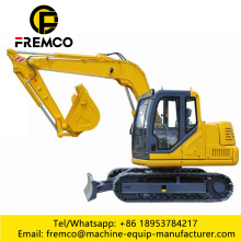 Low Cost High Quality Crawler Excavator