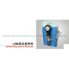 Lcng Bomba de llenado de alta presión (Sv-1500/250)