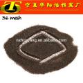 Brown oxide aluminium blasting media 36 mesh