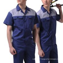 OEM Men Work Wear Clothes Cotton Work Uniform