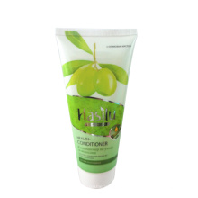 200ml health conditioner colored plastic tube