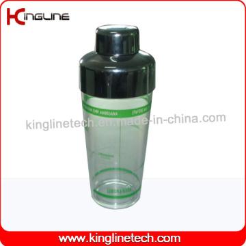 500 мл пластиковый шейкер (KL-3058)