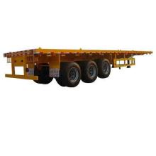 бортовая тележка для контейнеров с поддонами полуавтоматическая