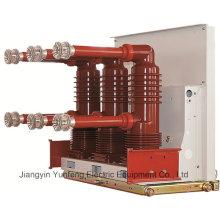 Utilisation à l'intérieur du disjoncteur à haute tension d'extinction d'arc de 12kv -Vs1