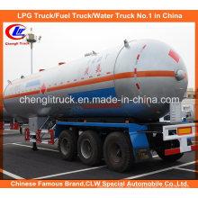 Heavy Duty 3 Achsen LPG Tankwagen Anhänger für Propan