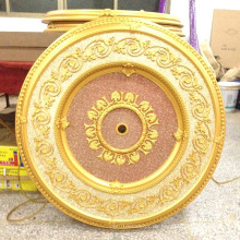 PS runde künstlerische Medaillon für die Türkei Markt Home Decor Dl-1160-10