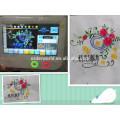 15 Farben Vier-Kopf-Stickmaschine für Ähnlich wie Feiya 4 Köpfe Stickerei
