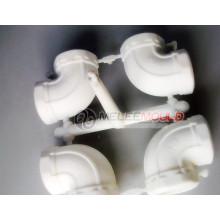 Moulage de tuyau de PPR Moule / moule en plastique de mastication de tuyau (MELEE MOULD -280)