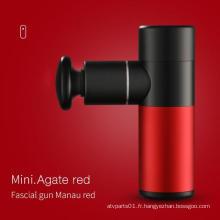 mini-pistolet de massage de thérapie portable électrique sans fil