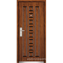 Interior Steel Wood Door (WX-SW-106)